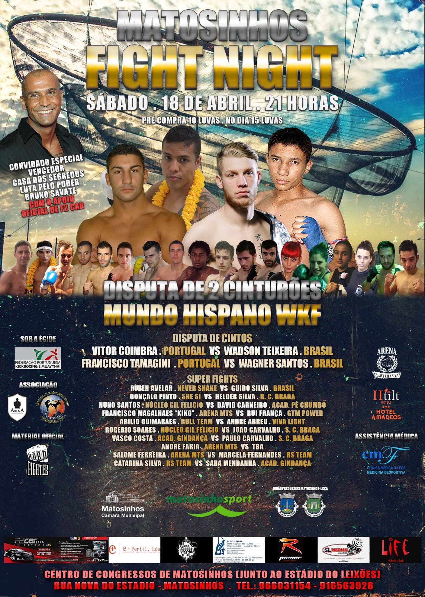 matosinhos fight night 18-04-2015