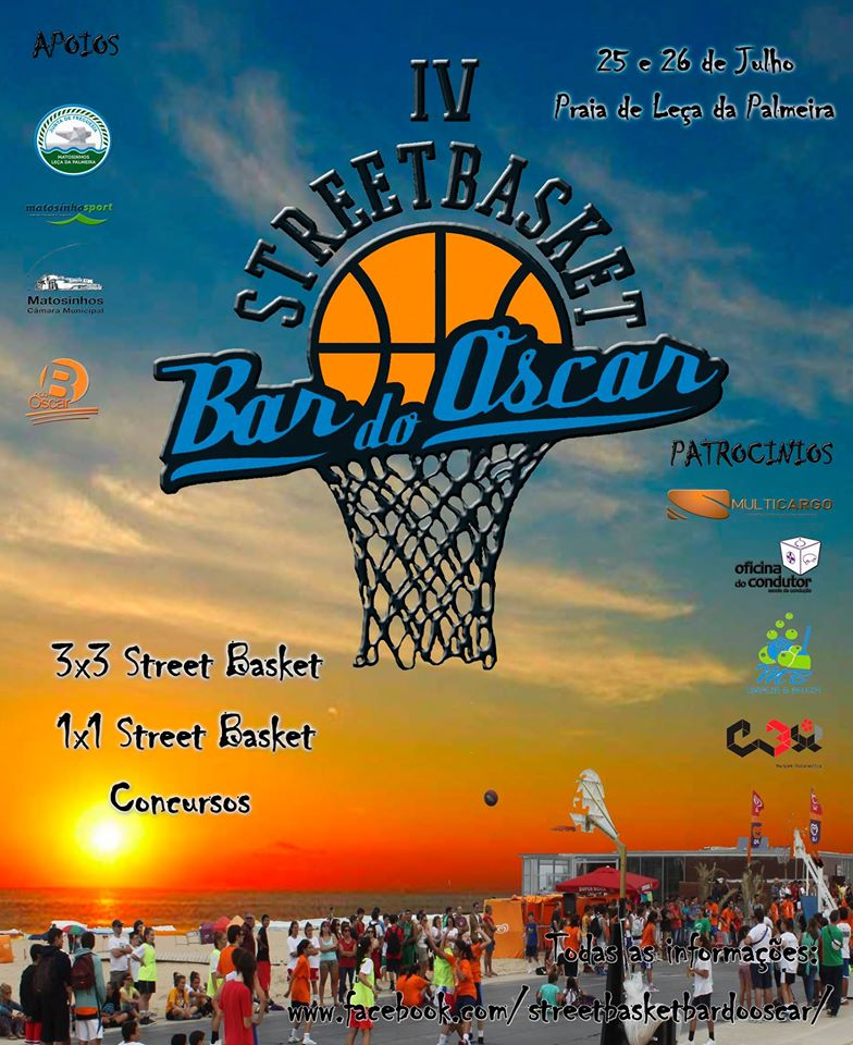 StreetBasket Bar do Oscar