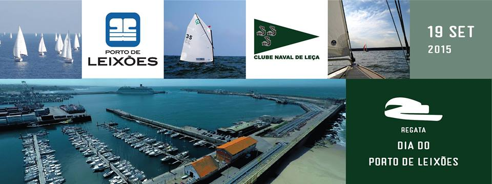 regata dia do porto de leixões 2015