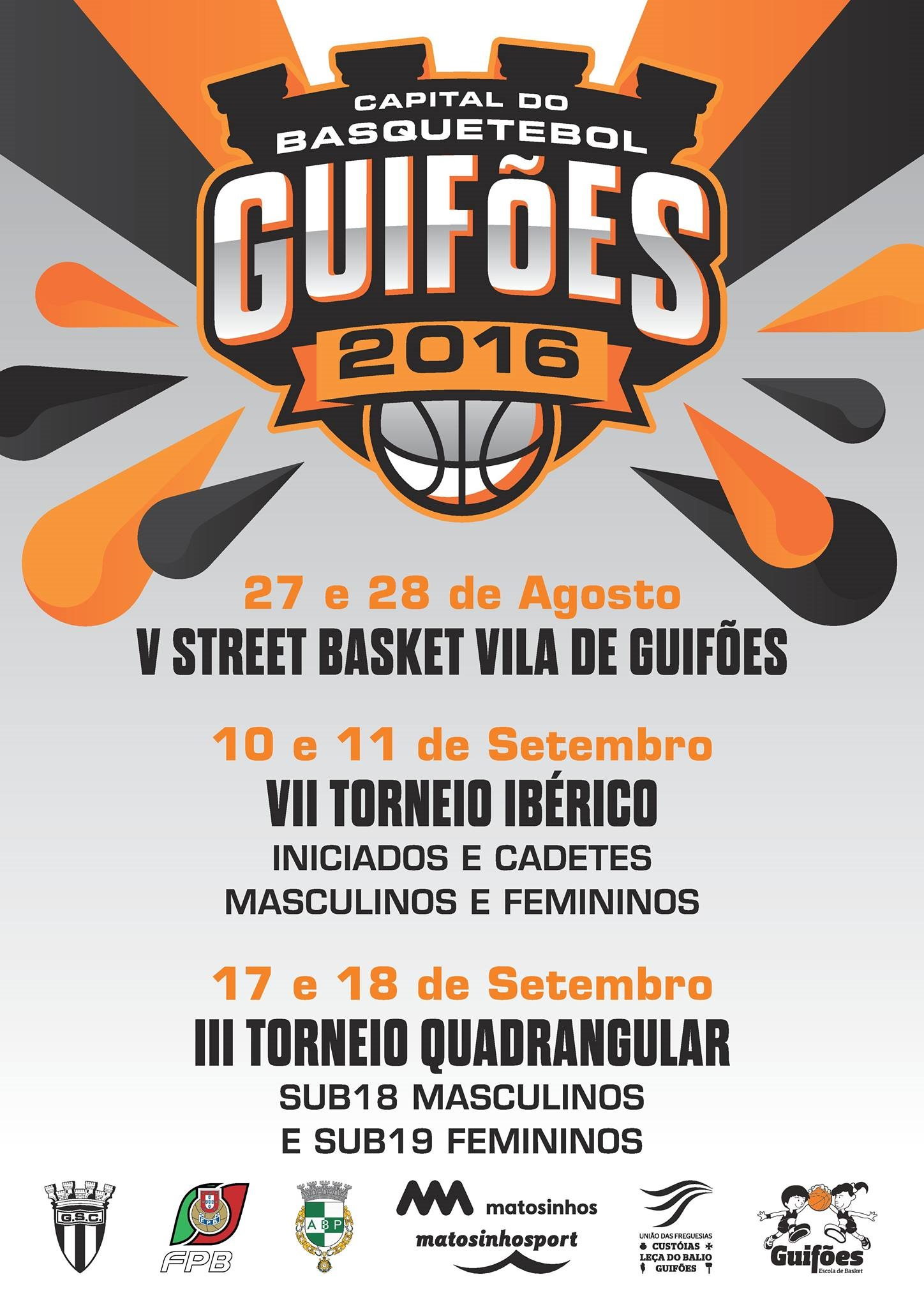 Guifões Capital do Basquetebol 2016