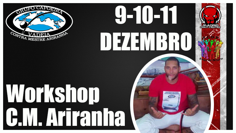 workshop_ariranha