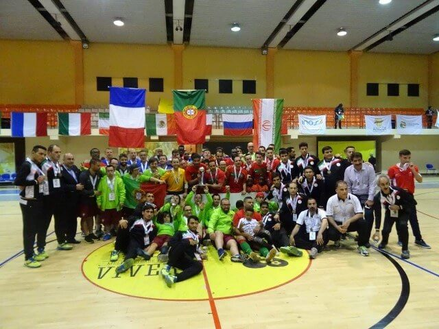 World Futsal Viseu 2017