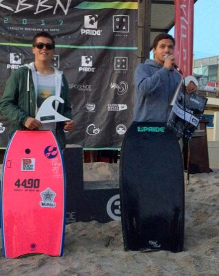 Circuito Bodyboard do Norte 2017