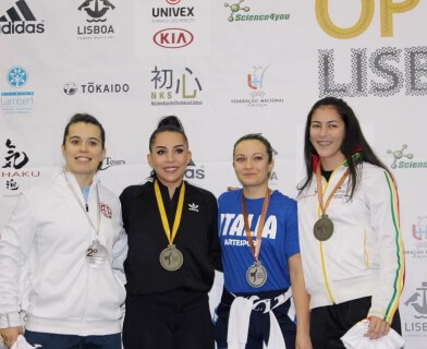 karate open de lisboa 2017